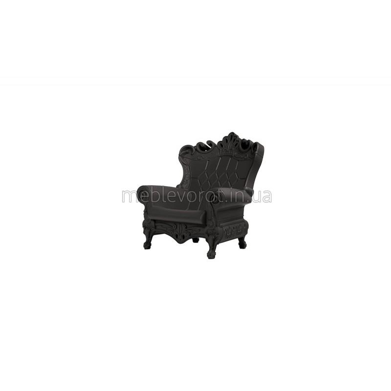 """Кресло """"Слайд"""" черное (Аренда)"""