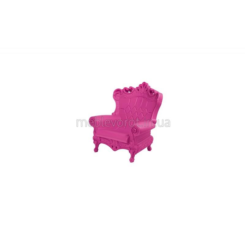 """Кресло """"Слайд"""" фиолетовое (Аренда)"""