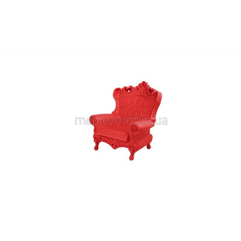 "Кресло ""Слайд"" красное (Аренда)"