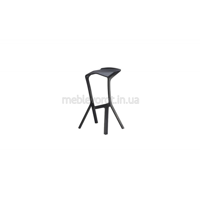 Барный стул Вольт черный (Аренда)