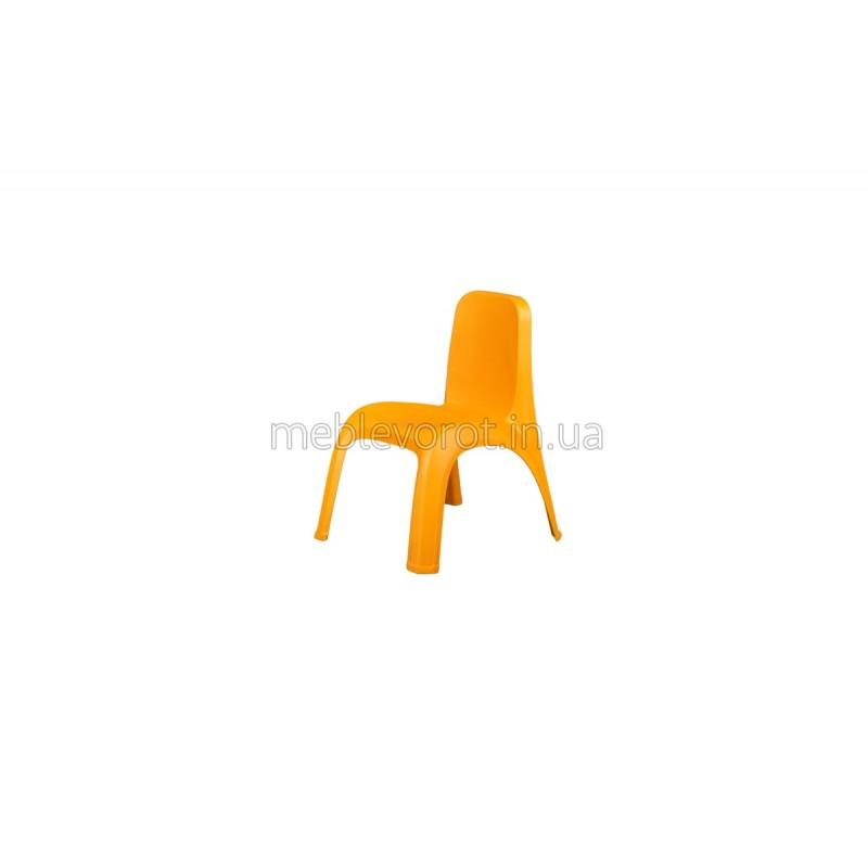 """Детский стул """"Алеана"""" оранжевый (Аренда)"""