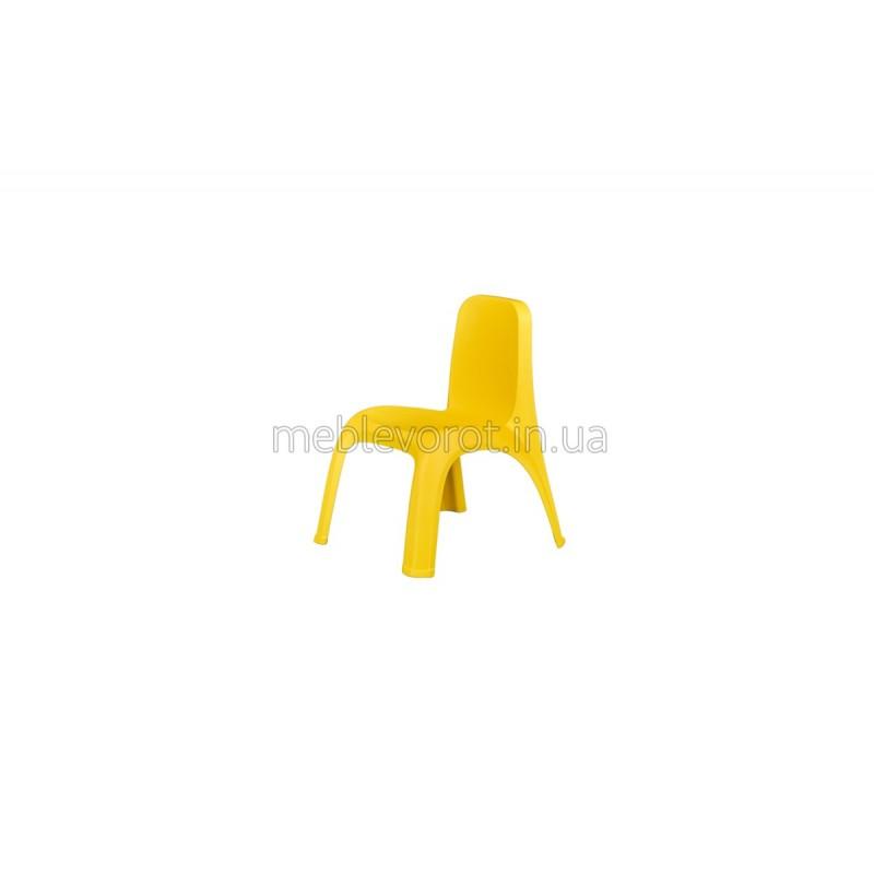 """Детский стул """"Алеана"""" желтый (Аренда)"""