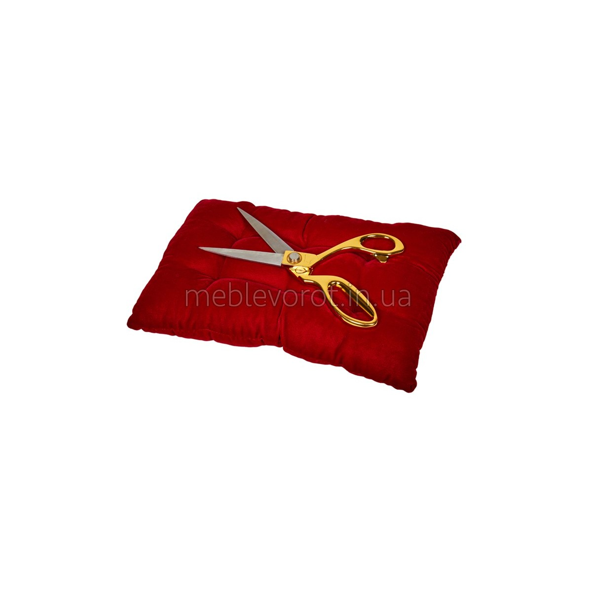 Набор для торжественного открытия красный (Аренда)