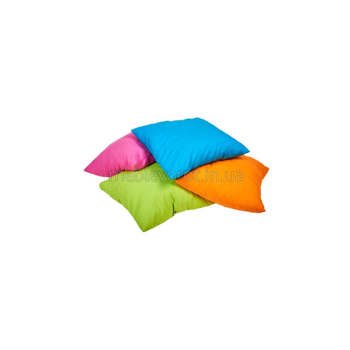 Подушки разноцветные (Аренда)