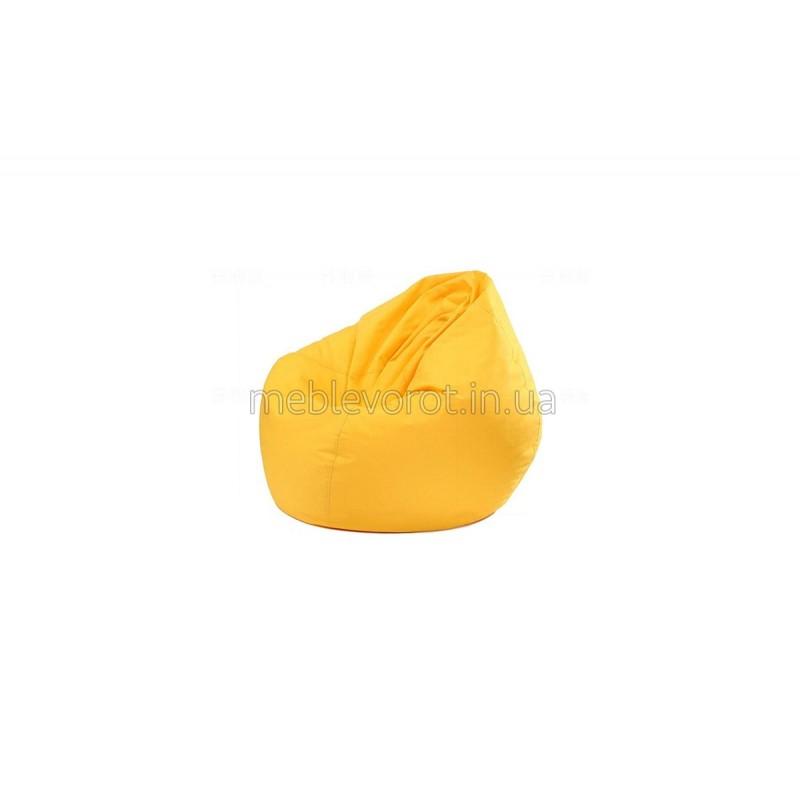"""Крісло-мішок """"Груша"""" Жовтий"""