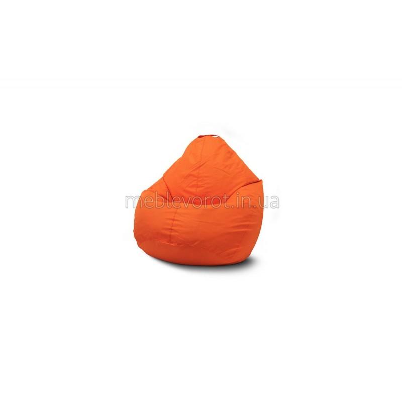 """Крісло-мішок """"Груша"""" Оранжевий"""